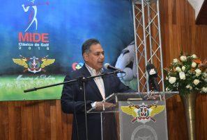 """Ministerio de Defensa anuncia X Torneo """"Clásico de Golf Copa MIDE-2018"""""""
