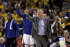 Steve Kerr dice actuales Warriors son distintos a Bulls de 1997-98