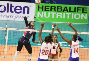 Vibrante victoria para Dominicana por 3-2 sobre Cuba