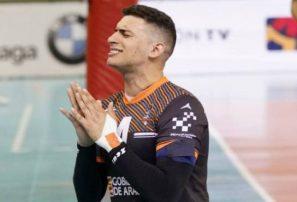 Encuentran muerto a voleibolista brasileño de liga española
