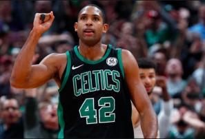 Horford en el lugar 34 entre los mejores 100 jugadores de la NBA