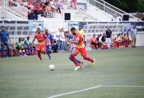 Gol de Boucicaut da ajustado triunfo a La Vega Real sobre Atlético SFM