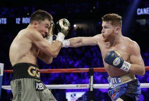 Canelo-GGG II vendió 1.1 millones de dólares de pago por evento