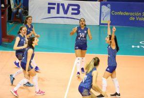 Argentina vence a RD en inicio Final Four en Peru