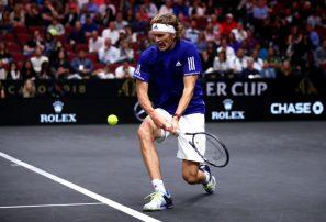 Alexander Zverev dijo que no jugará la Copa Davis en noviembre