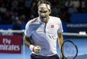 Roger Federer suma su título 99 y el noveno en su casa de Basilea