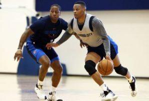 Russell Westbrook podría reaparecer el domingo ante los Clippers