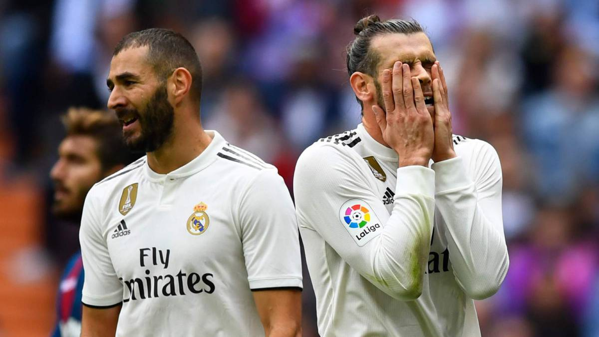 El Real Madrid vuelve a perder y continúa su mal momento en la Liga de España