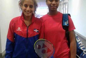 Nairobi y Bermary, bronce en dobles Internacional bádminton Guatemala