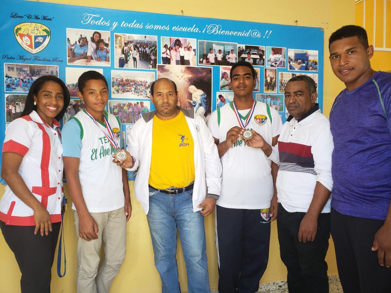 Brayan Abreu Mercedes se corona como campeón escolar de ajedrez