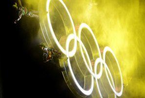 Se abrió el telón Juegos Olímpicos Juventud con fiesta impresionante