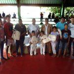 Asociación Judo Dajabón logra primer lugar torneo invitacional