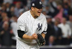 Alex Rodríguez elegiría a Tanaka para abrir el Juego de Comodín por los Yankees