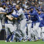 Dodgers derrotaron a Cerveceros y disputarán la Serie Mundial ante Medias Rojas