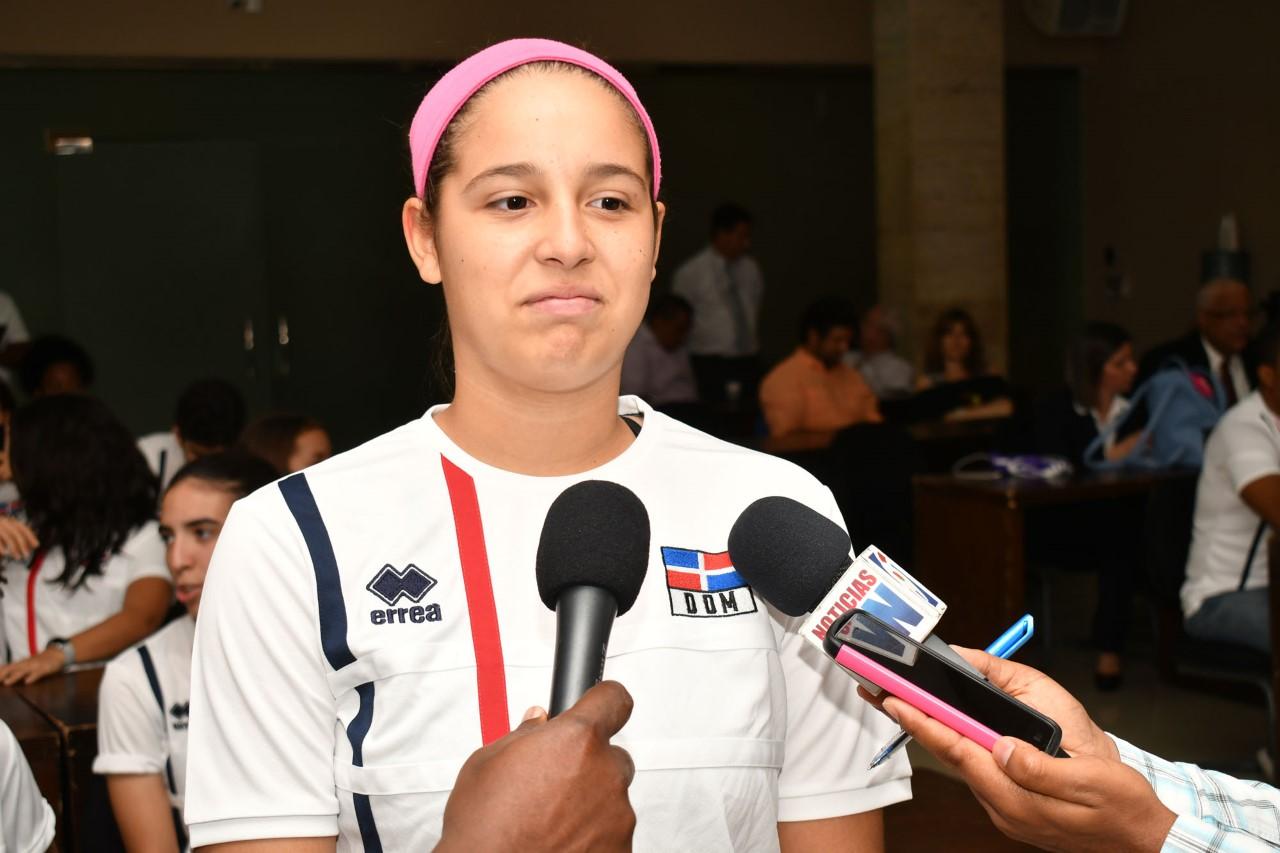 "Arquera Anny Jerez: ""Me he podido superar en cada competencia"""