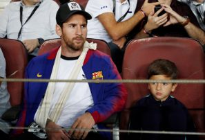 El Barcelona vence al Inter en ausencia de Lionel Messi