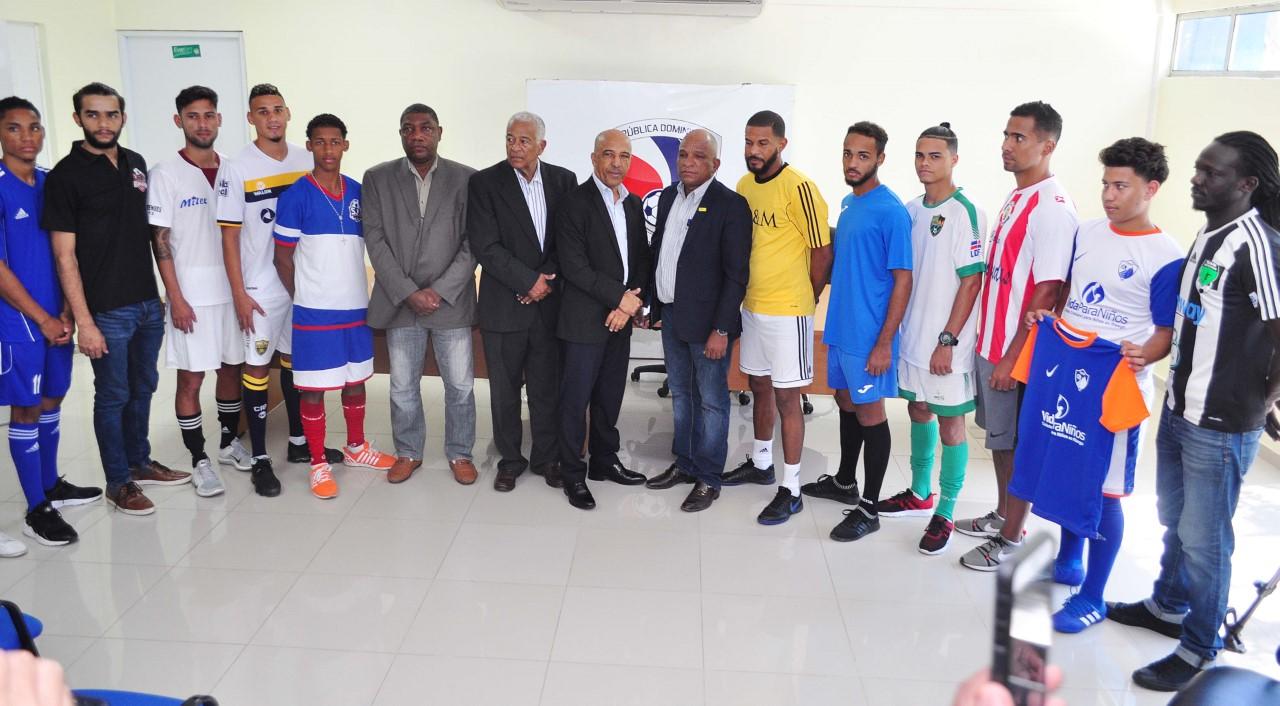 Torneo de la Serie B Liga Dominicana de Fútbol inicia este sábado