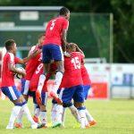 Selección Nacional de Fútbol juega este viernes ante Islas Caimán