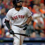 Medias Rojas apalean a Astros y toman ventaja en la Serie de Campeonato