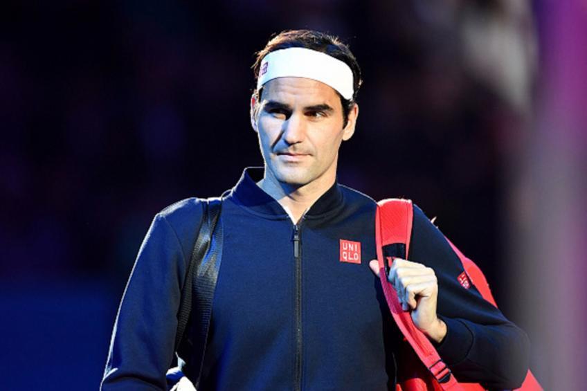 Roger Federer confirmó su participación en el Masters 1000 de París