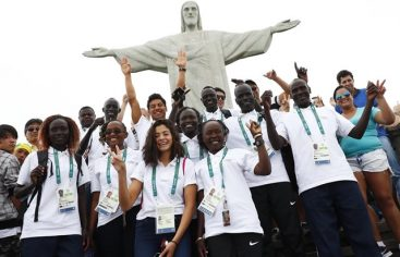 El COI crea un equipo de refugiados para Juegos de Tokio 2020