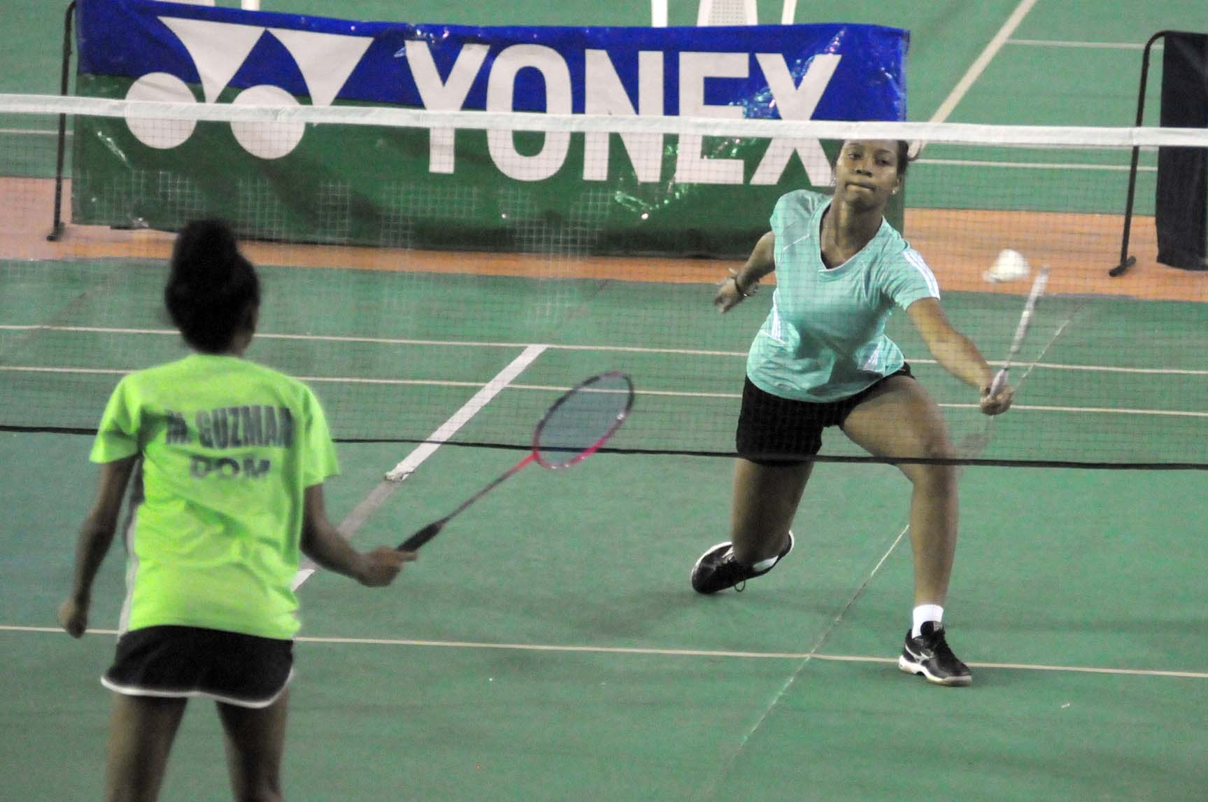 Nairobi avanza a semis Bádminton Santo Domingo Open Junior