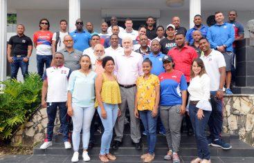 COD hará seminario taller con entrenadores élites