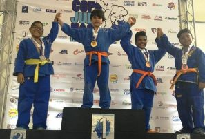 Club Naco conquista Copa Internacional de Judo