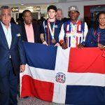 """Deury Corniel: """"Fue un honor poner nuestra bandera en alto"""""""