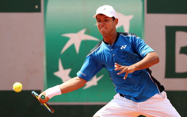 Nick Hardt es eliminado en tenis de los Juegos Olímpicos de la Juventud