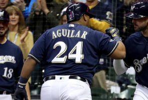 Cerveceros propinan el primer golpe a los Dodgers