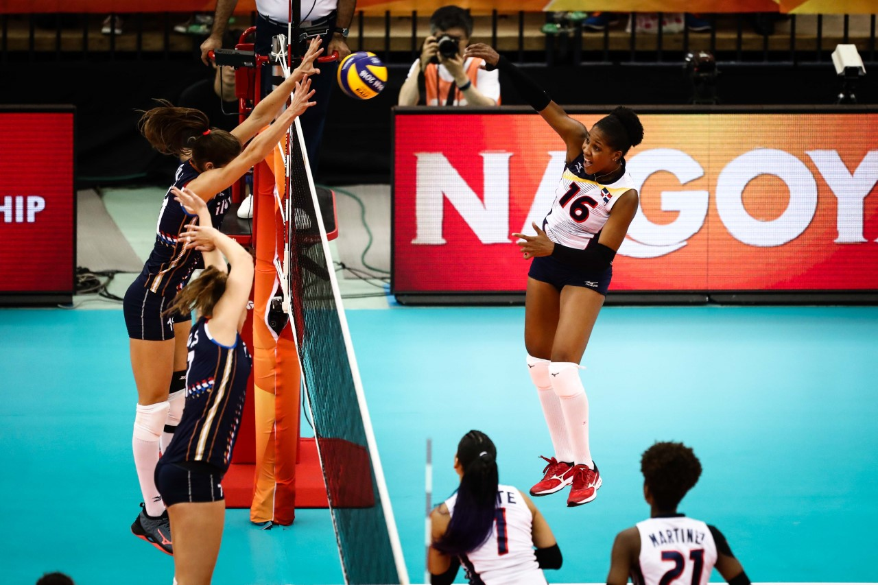 Holanda derrotó en tres sets a RD en Campeonato Mundial Voleibol