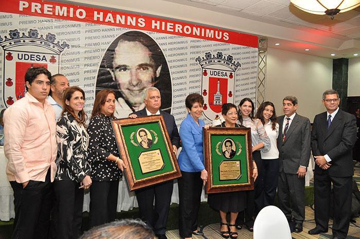 UDESA organiza la XXVI Gala anual Premio Hanns Hieronimus