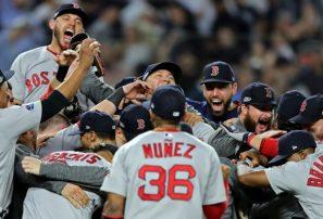 Medias Rojas eliminan a los Yankees y avanzan a la Serie de Campeonato
