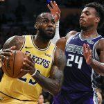 Klay Thompson afirma que Lakers necesitaban a LeBron James