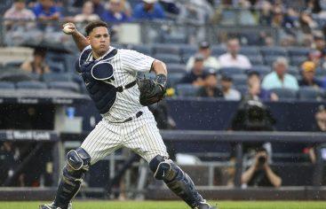 Los Yankees aclaran que no cambiarán a Gary Sánchez
