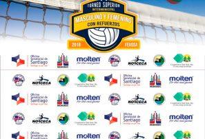 Pondrán en marcha Torneo Intermunicipal de Voleibol en Santiago