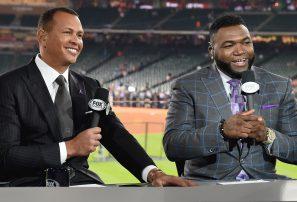Alex Rodríguez y David Ortiz hacen apuesta en serie entre Yankees y Medias Rojas