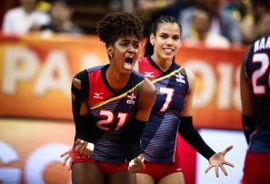 Reinas del Caribe determinadas a seguir creciendo tras participación en Mundial 2018