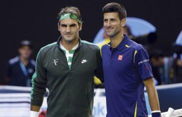 Roger Federer y Novak Djokovic, lejos de la nueva Copa Davis