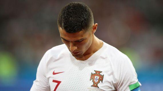 Cristiano Ronaldo no será convocado por la selección de Portugal