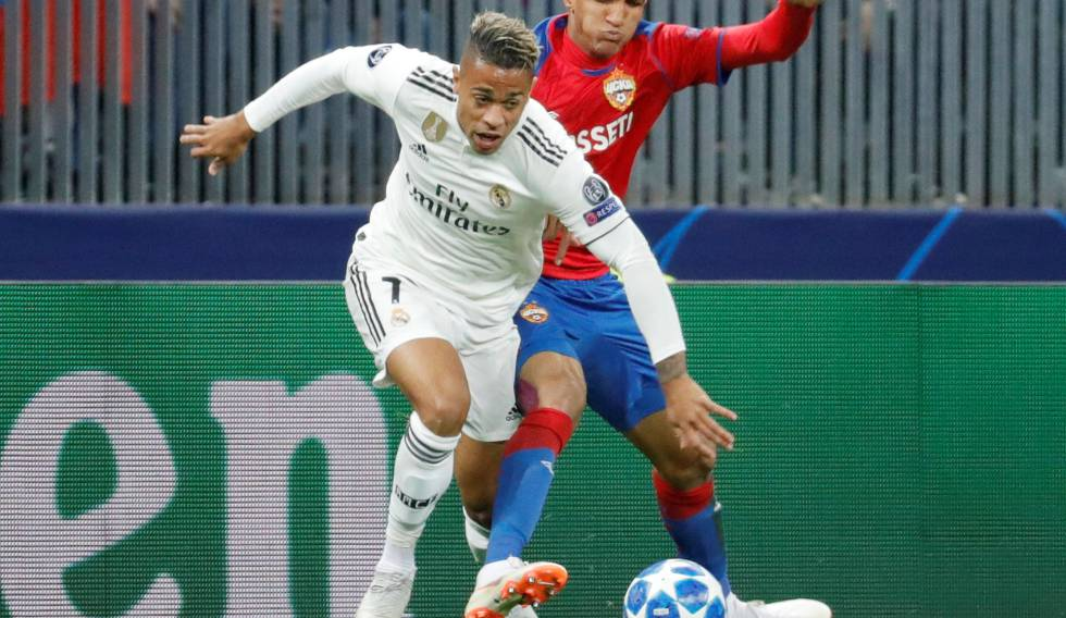 El Real Madrid sigue sin marcar y cae en la Champiosn ante el CSKA