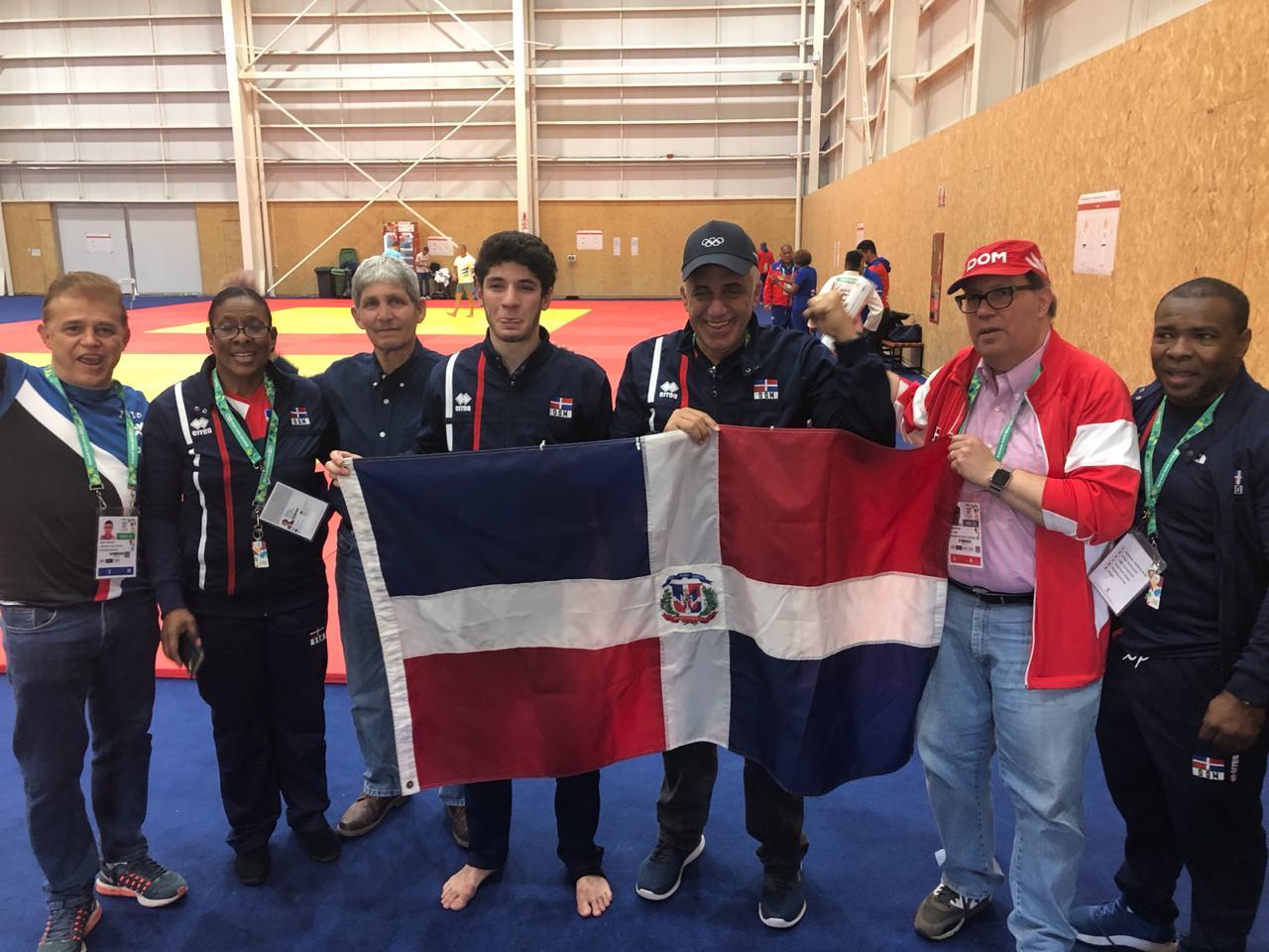 Judoca Antonio Tornal, bronce en Juegos Olímpicos de la Juventud
