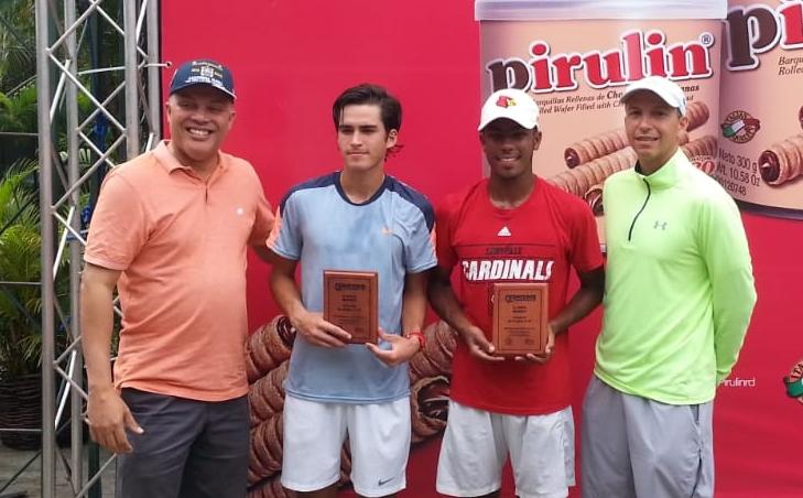 Wilson y Hetfi, campeones X Copa Mangú