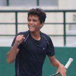 Alejandro Gandini se convierte en campeón de dobles en la Copa Mangú