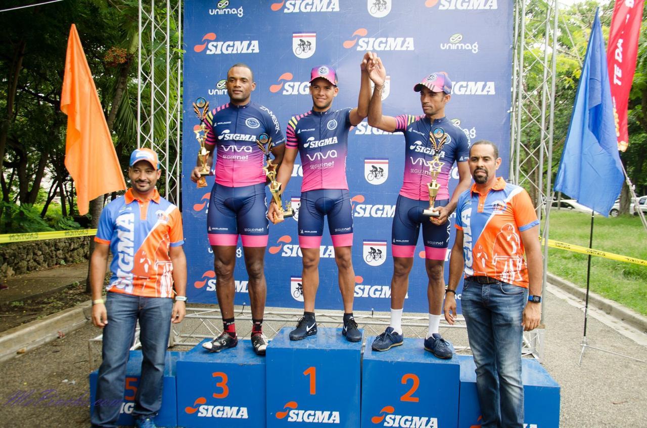 Jorge Martínez gana Campeonato de Ciclismo de Élite 2018