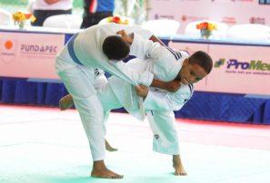 Metz, Ramírez, Mateo y Guerrero, oro Copa Internacional Judo Naco