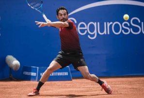 Víctor Estrella jugará las semifinales de dobles en el Santo Domingo Open 2018