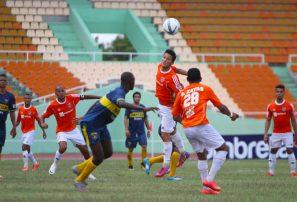 Atlético Pantoja recibe a Cibao FC en inicio de las Semifinales de la LDF