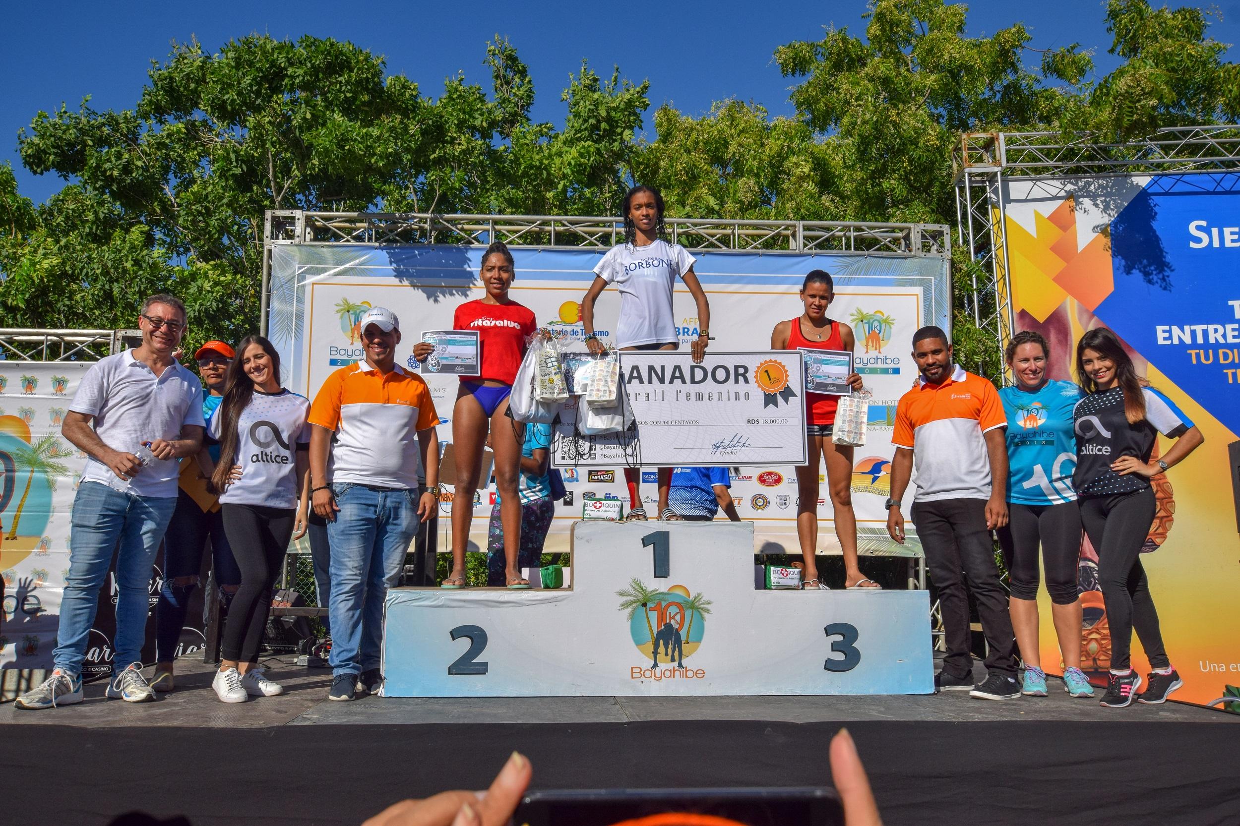 Bayahibe 10k fue realizada en beneficio de la escuela Cavalotto